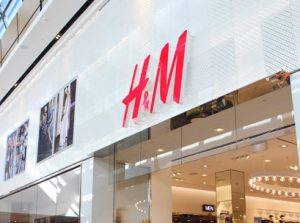 H&M Fashion retailer
