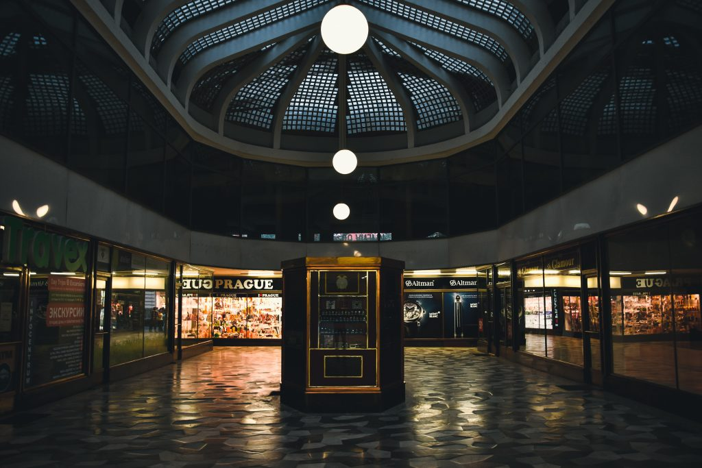Demise Of Department Stores